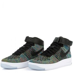 Nike Air Force 1 AF 1 Ultra Flyknit (GS) Mid NEW NWT